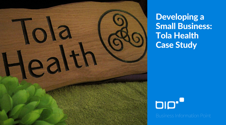 Developing a Small Business Tola Health Case Study