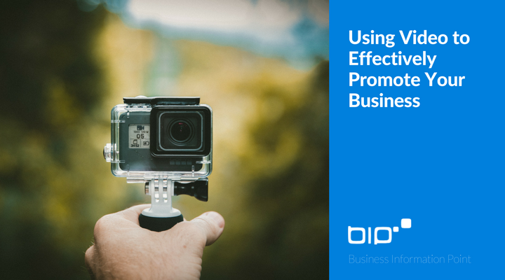 Using Video to Effectively Promote Your Business