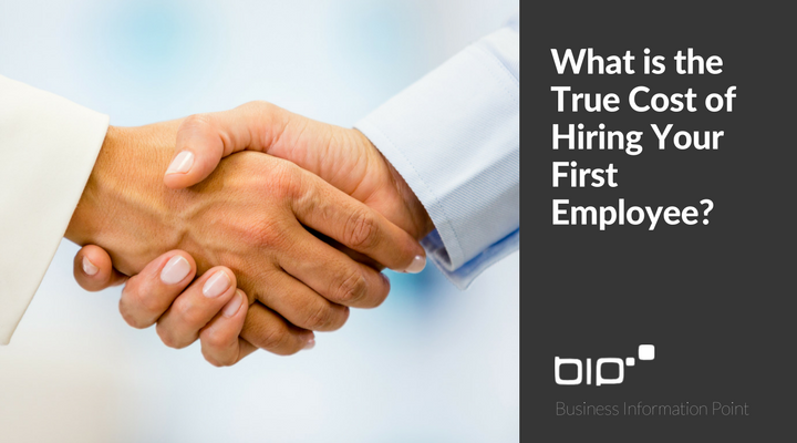 What is the True Cost of Hiring Your First Employee