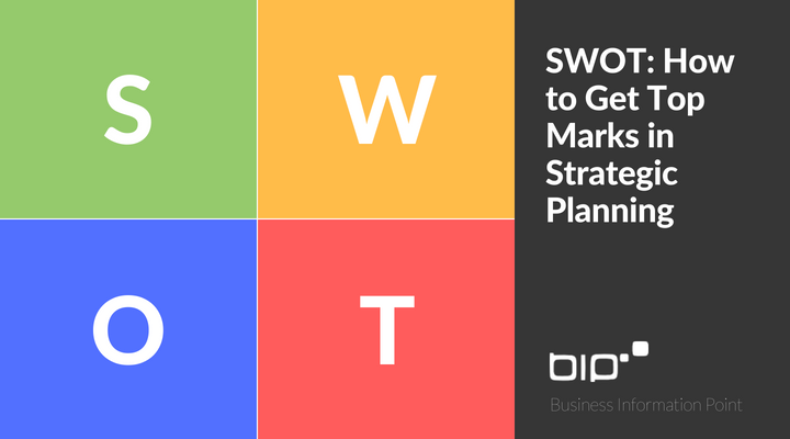 SWOT How to Get Top Marks in Strategic Planning