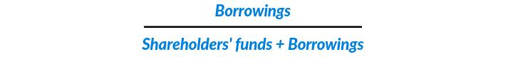 Capital Gearing