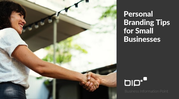 Personal Branding Tips for Small Businesses