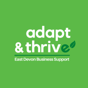 East Devon Adapt & Thrive Logo